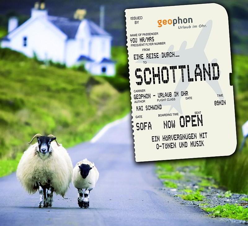 Rezension: »Eine Reise durch Schottland«