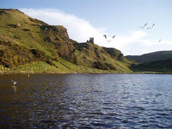 Weltneugier: Top 10 Edinburgh Arthur's Seat