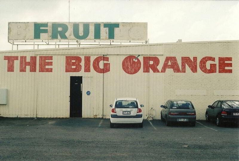 Ein Store auf dem Weg ins Outback