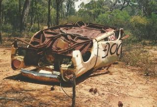 Cindy in Australien #4: In zwölf Schritten ins Outback