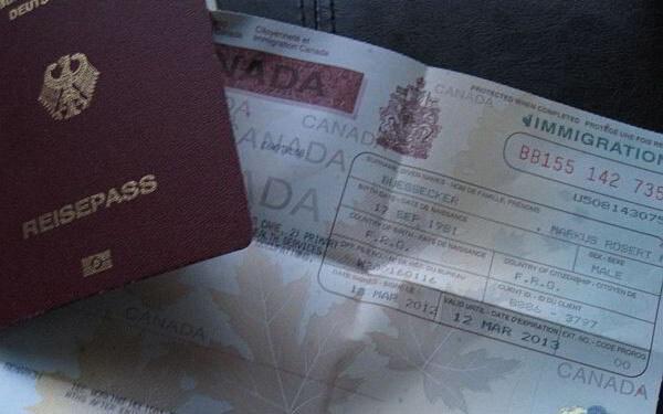 Mein Kanada-Work Permit