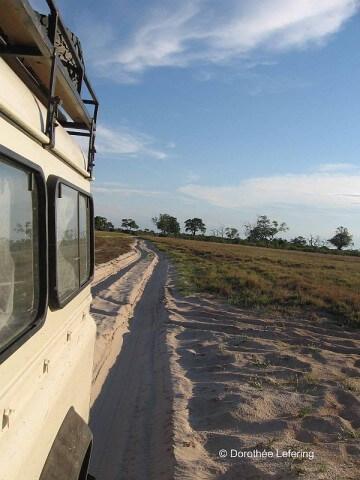 Weltneugier: Botswana - Sandpisten