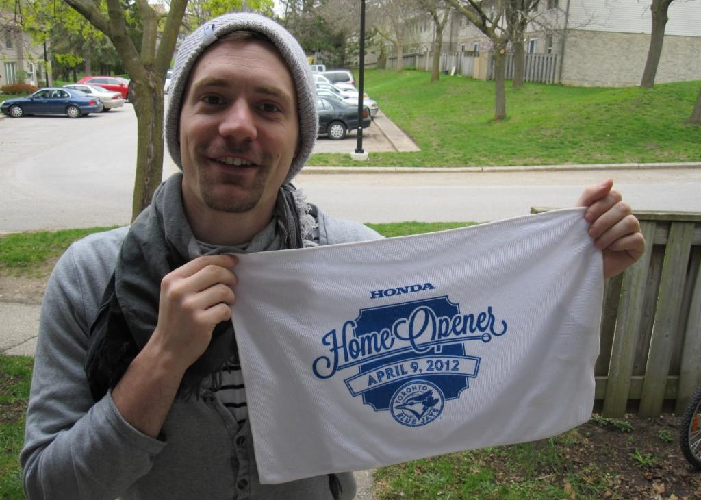 Markus in Kanada #6: Baseball made in Canada – Saisoneröffnung bei den Toronto Blue Jays
