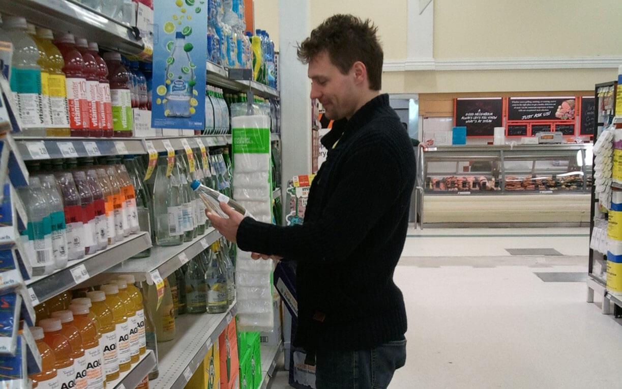 Einkaufen in Kanada – Wassercheck