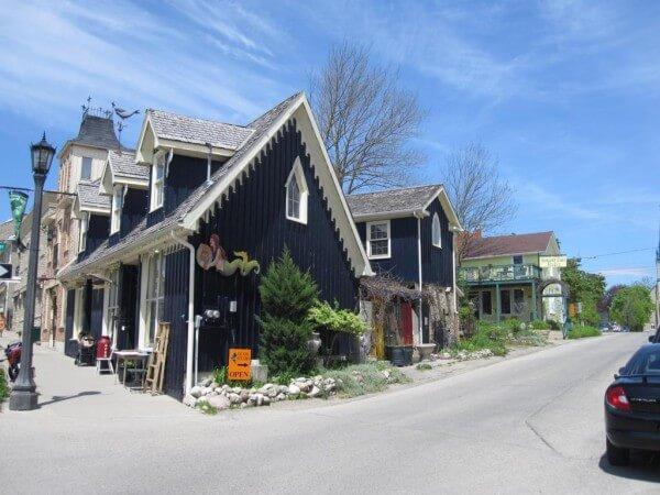 Künstlerladen in Elora