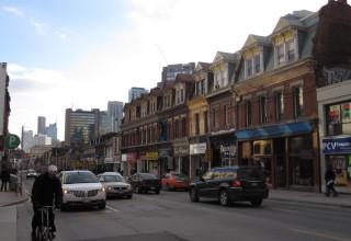 Markus in Kanada #10: Downtown Toronto – Ansichten eines Außerkanadischen