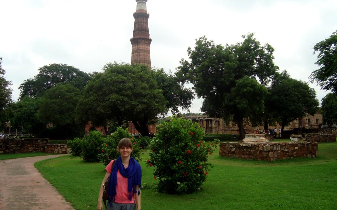 Jenny in Indien #1: Oh Delhi, mein Delirium