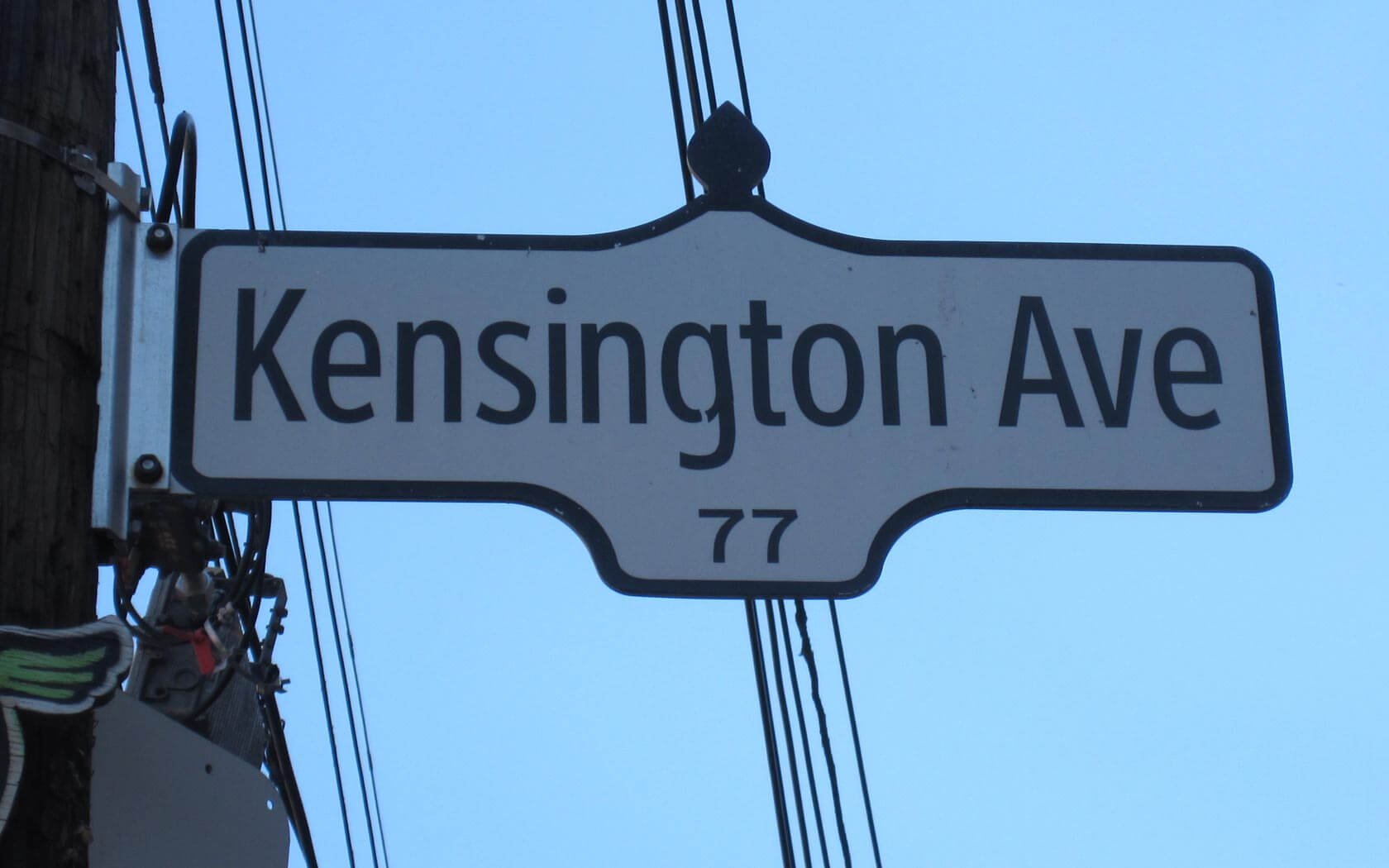 Gastartikelserie Kanada: Torontos Alternative - Kensington Avenue