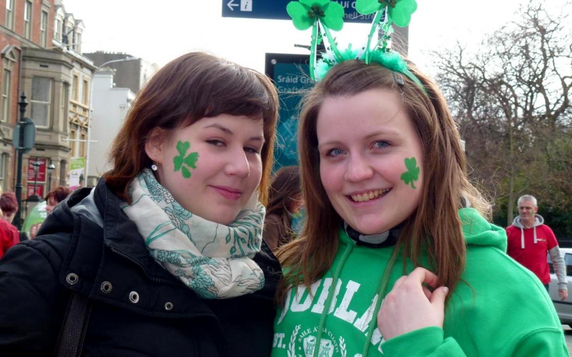 Demi-pair Irland: Deutsche Disziplin trifft auf irisches Chaos