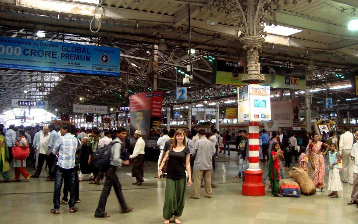 Jenny in Indien #4: Pure Lebensfreude