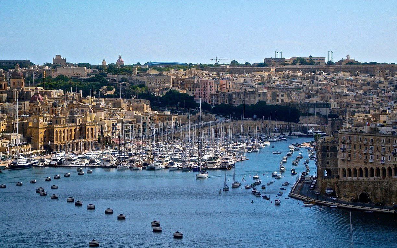 Hafen von Maletta
