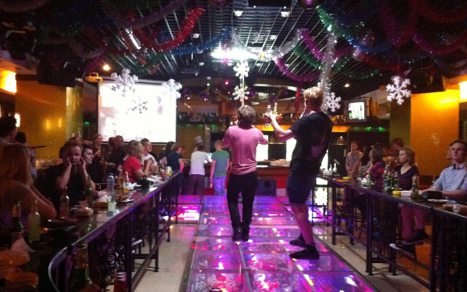 Karaokebar in Beijing
