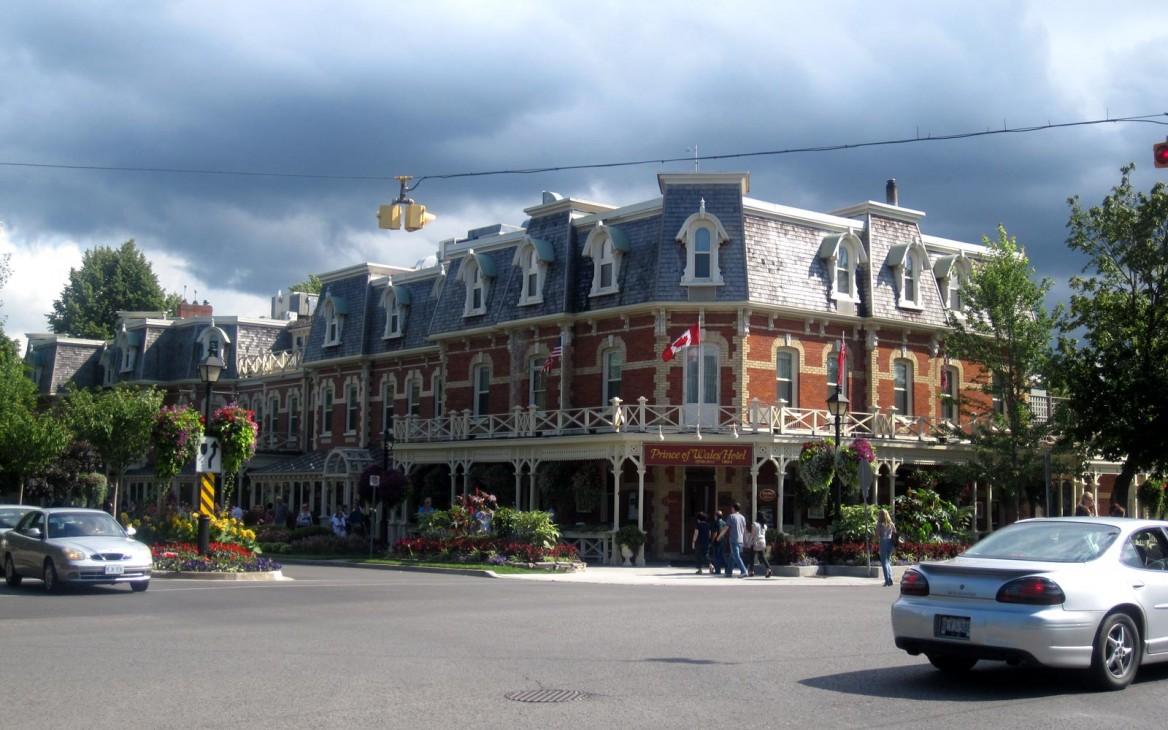 Markus in Kanada #14: Niagara-on-the-Lake – Historisches Schwergewicht im Kleinstadtformat