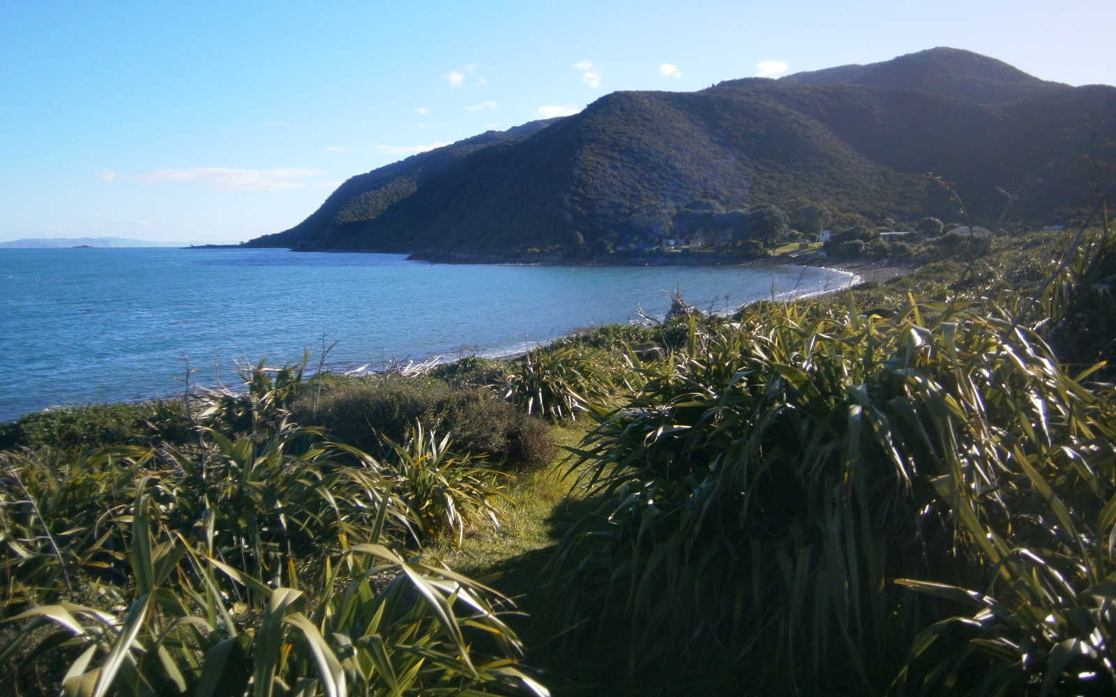 Neuseelands schöne Landschaft