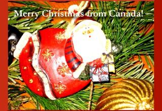 Markus in Kanada #18: Weihnachten in Kanada – Die Sache mit den Socken
