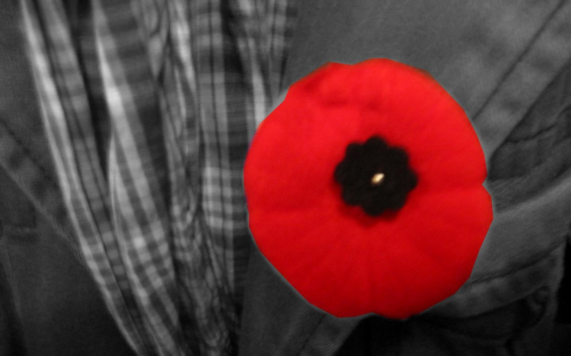 Markus in Kanada: Remembrance Day – Lest we forget