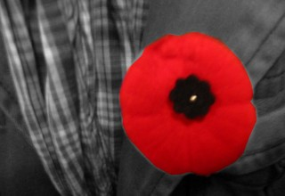Markus in Kanada #17: Remembrance Day – Lest we forget