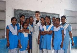 Freiwilligenarbeit Indien: Interview mit unserem Steppie Eva Henkel
