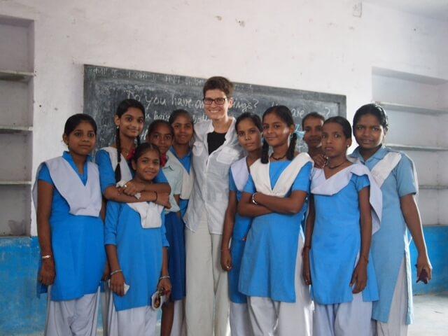 Gruppenfoto VOL Indien