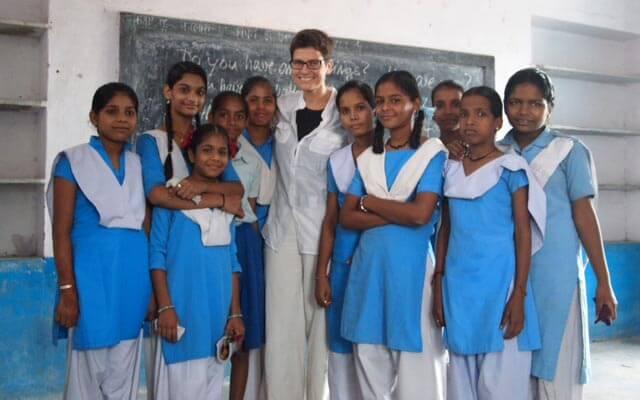 Erfahrungsbericht: Freiwilligenarbeit in Indien: Interview mit der Stepin Teilnehmerin Eva Henkel