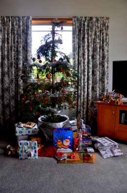 Weihnachten in Tasmanien