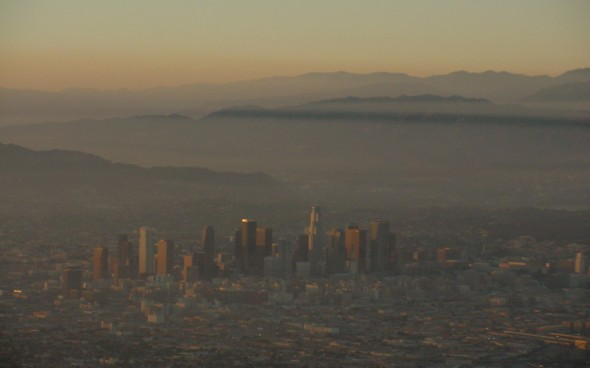 Los Angeles: Stadt im Smog