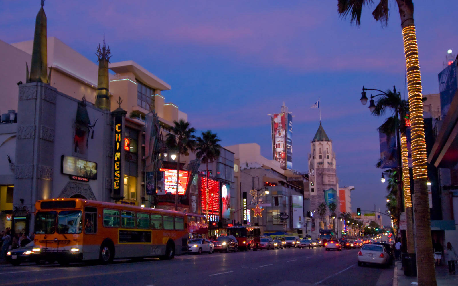 Los Angeles: Hollywood Boulevard