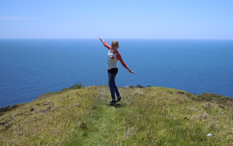 Auslandspraktikum in Neuseeland: Interview mit Stepin-Teilnehmerin Kathrin Ferkau
