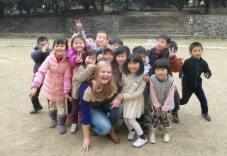 Hanna in China #29: Bye bye Teacher Hanna!