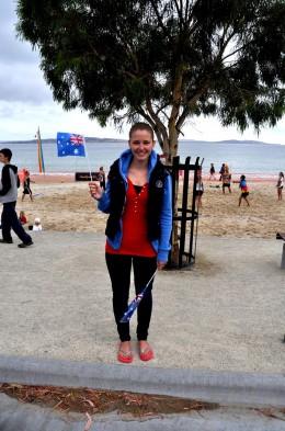 Laura in Australien