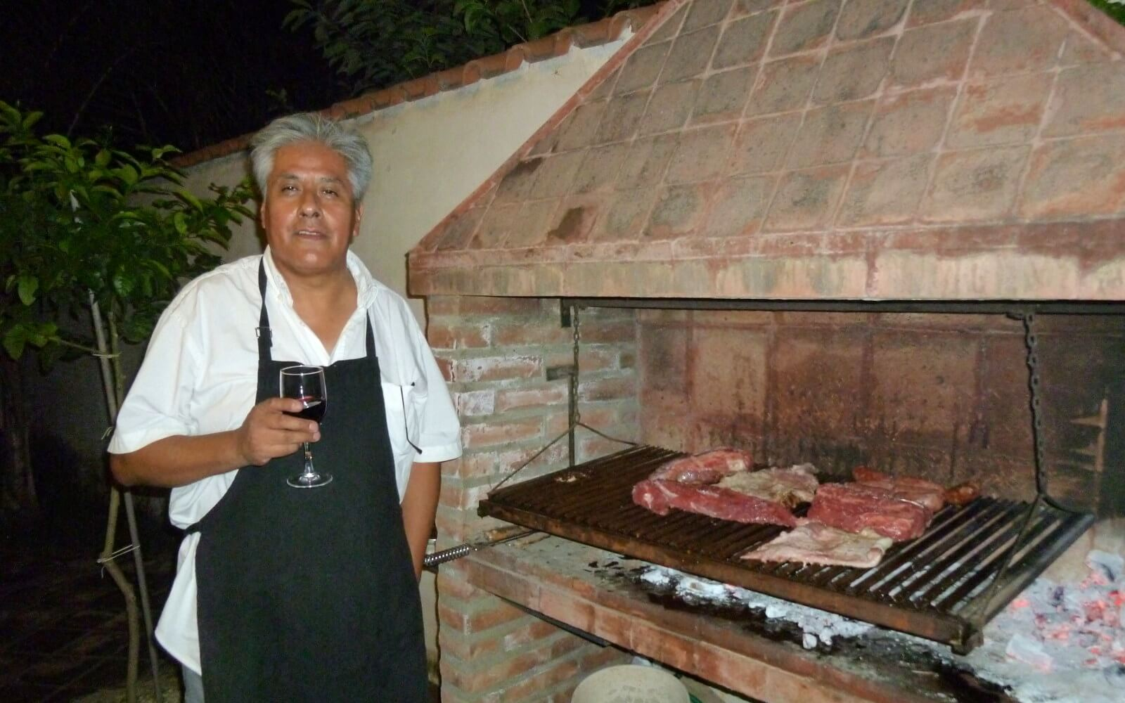 Grillen in Argentinien