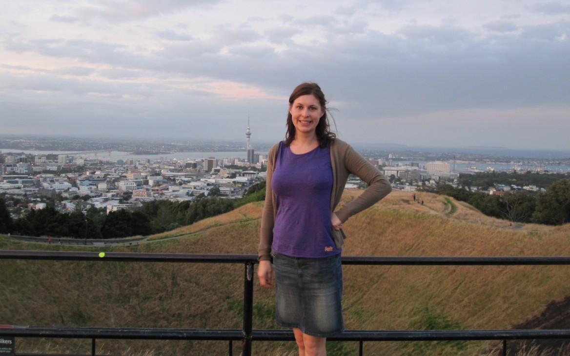 High School in Neuseeland: Interview mit Stepin-Reisebegleiterin Nina Heyden