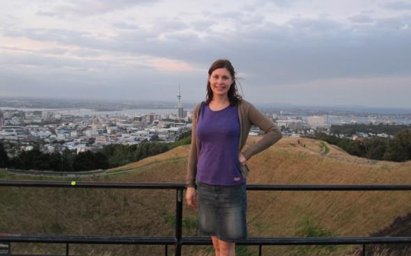 Nina in Auckland