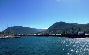 Südafrika: Der Hafen von Kapstadt