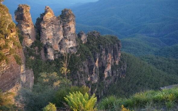 Australien: Three Sisters