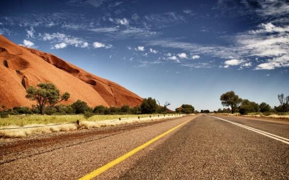 Auslandsaufenthalte weltweit: Australien - Langer Highway