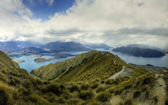 Auslandsaufenthalte weltweit: Neuseeland - Natur und Berge