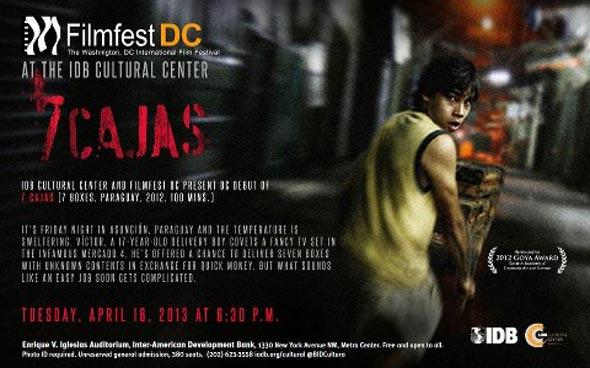 7 Cajas - Der Film der Paraguayaner