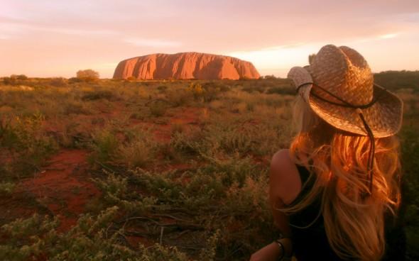 Auslandsaufenthalte weltweit: Australien - Ayers Rock