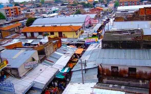 Mercado 4 in Asuncion - Paraguay