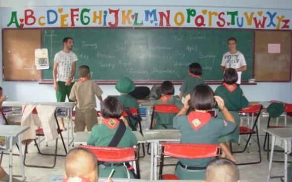 Auslandsaufenthalte weltweit: Afrika - Freiwilligenarbeit in einer Schule