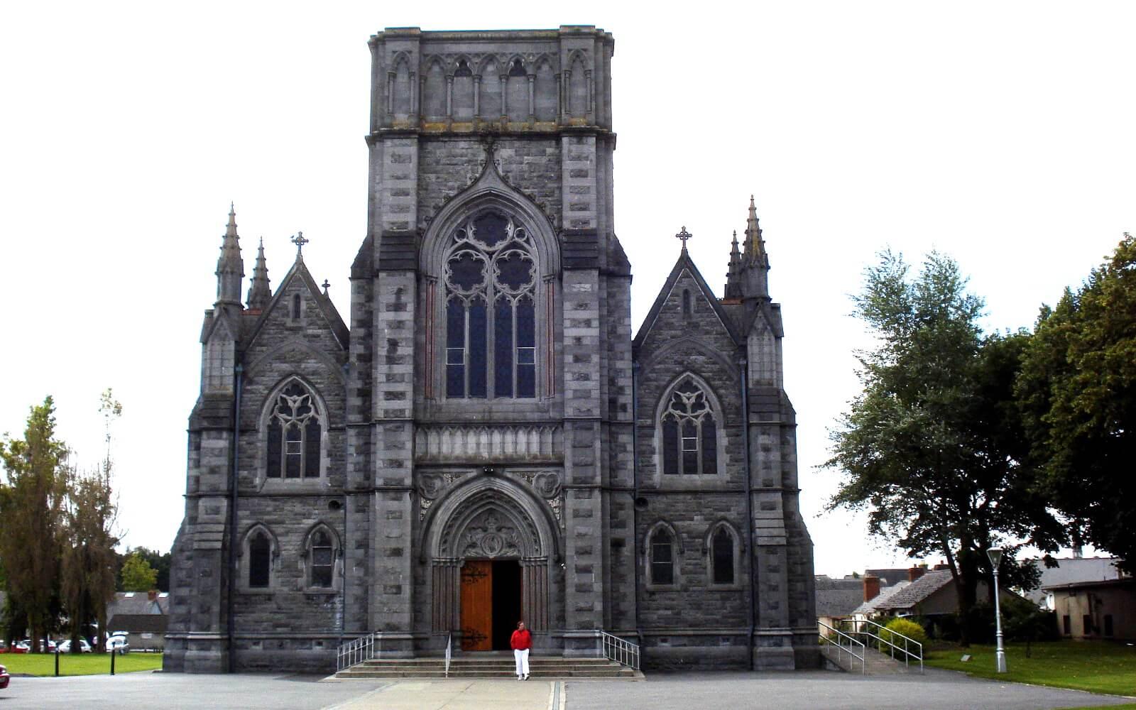 Irland - Kirche in Dublin