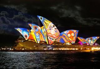 Vivid Sydney – Das Festival des Lichts