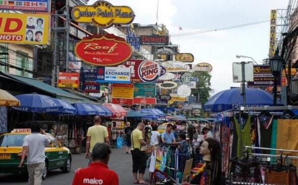 Thailand: Feilschen auf der Khao San Road