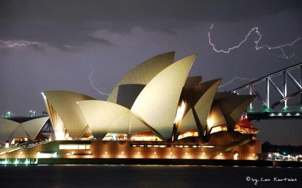 Reisefotografie: Die Sydney Opera - von Can Kurtulus