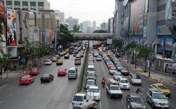 Thailand: Der Siam Square in Bangkok - Das Einkaufsviertel