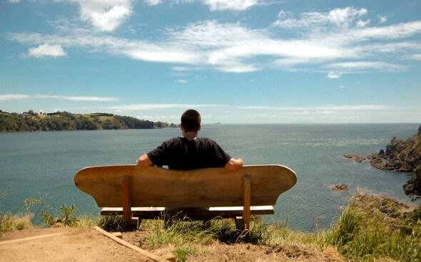 Alleine reisen: Die Ruhe genießen