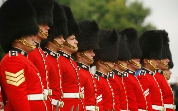 Canada Day: Changing of the Guards