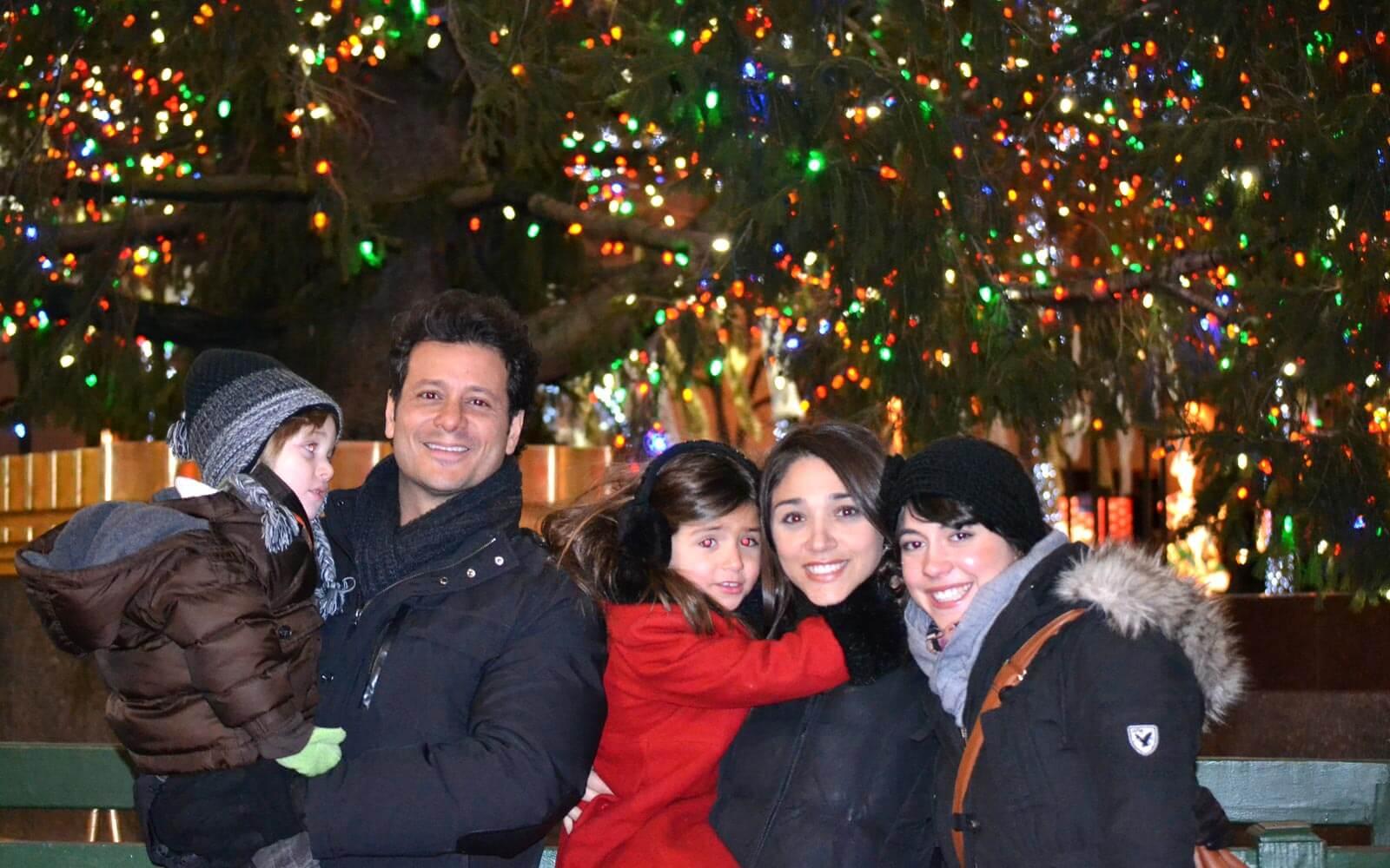 Bild von Leonies Gastfamilie