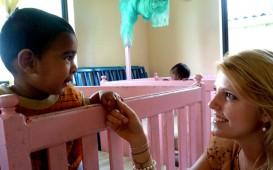 Freiwilligenprojekt im Waisenhaus